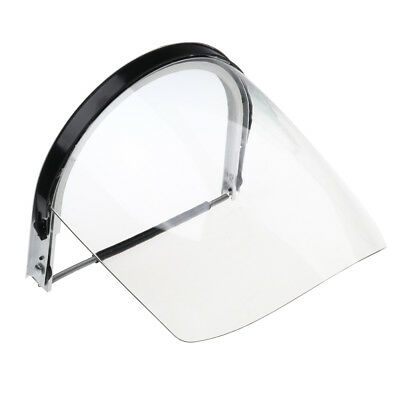 Protective Clear Face Safety Shield Mask Face Eye Protection Welding
