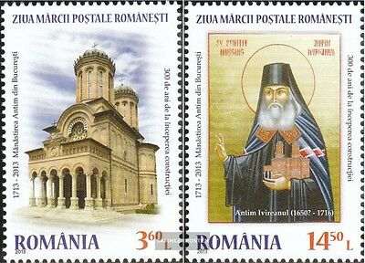 Romania 6730-6731 (complete.issue.) unmounted mint / never hinged 2013 Allerheil