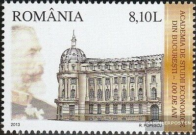 Romania 6696 (complete.issue.) unmounted mint / never hinged 2013 Wirtschaftsaka