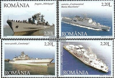 Romania 5967-5970 (complete.issue.) unmounted mint / never hinged 2005 Day the S