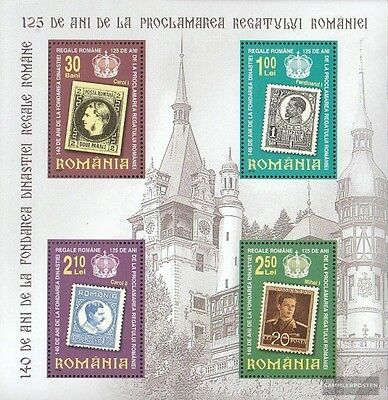 Romania Block375 (complete.issue.) unmounted mint / never hinged 2006 Dynasty Ho