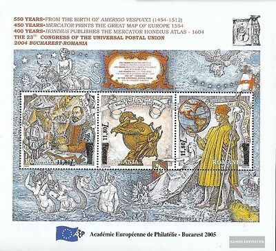 Romania Block362 (complete.issue.) unmounted mint / never hinged 2005 European A