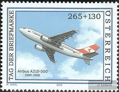 Austria 2606 mint never hinged mnh 2006 Day the Stamp