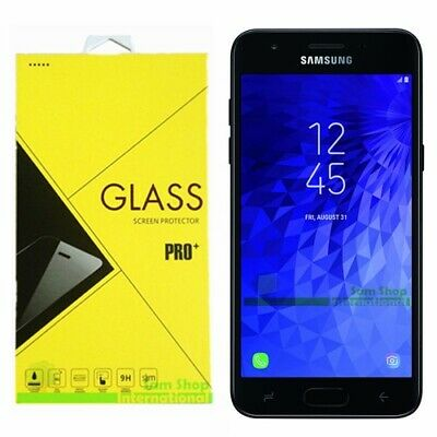 Premium Tempered Glass Screen Protector For Samsung Galaxy Express Prime 3 AT&T