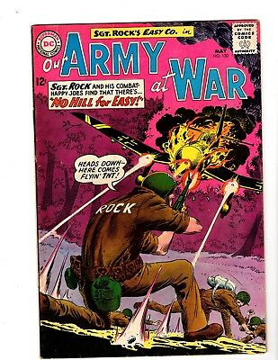 Our Army At War #130 Fine (1963)