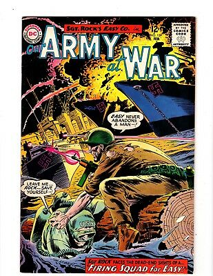 Our Army At War #139 Vf (1964)