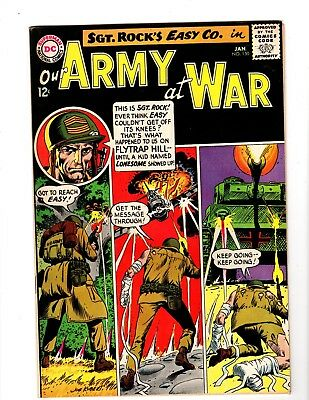 Our Army At War #150 Nm- (1965)