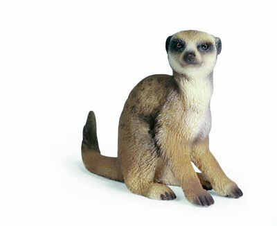 MEERKAT SITTING by Schleich/ toy/ replica/ 14362/ RETIRED