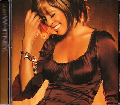 Whitney Houston - Just Whitney (2002 CD) Feat. Bobby Brown & P Diddy (New)