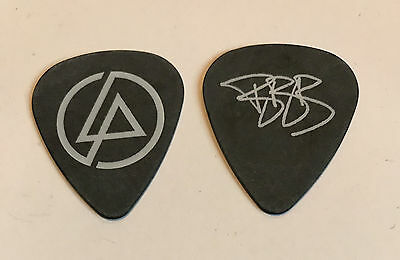 Linkin Park Guitar Pick Brad Delson 2007 Tour Minutes to Midnight No Tortex