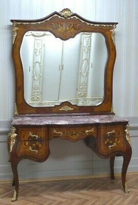 Baroque style Commode Louis XV MoBd0762Luster4