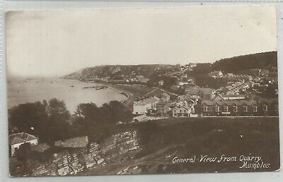 re wales welsh postcard mumbles