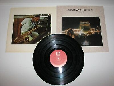 Grover Washington Jr Winelight Lp W Original Inner Sleeve