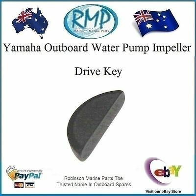 A Brand New Yamaha Outboard Impeller Key (half moon) 80hp-100hp # 90280-04M04-00