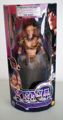 Toy Biz 1998 Xena Warrior Princess Gabrielle Collector Doll 12 Inch New In Box