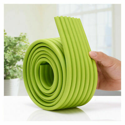 Toddler Kids Baby Protection Strip Foam 2M Soft Edge Side Protecter + Corners