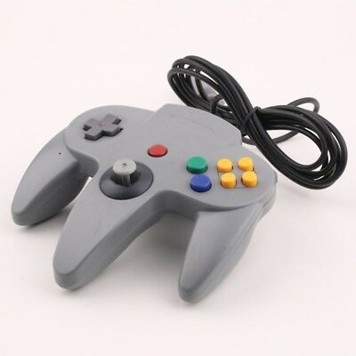 For Nintendo 64 N64 Video  Wired Classic Controller Gamepad Joystick Joypad