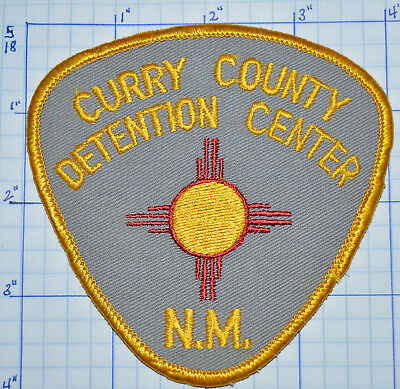 New Mexico, Curry County Detention Center Sheriff Dept Patch