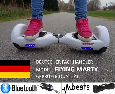 FLYING MARTY 2018 Hoverboard Self Balancing Board Bluetooth Tasche Fernbedienung