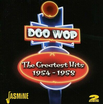 Doo-Wop Greatest Hiits 1954-58 (CD New)