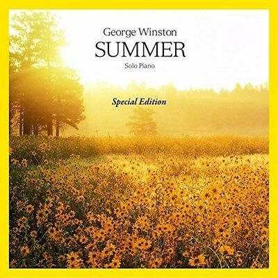 Summer: Special Edition - George Winston (CD New)