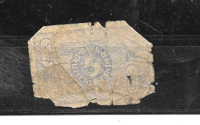 GERMANY FEDERAL REP. 11a AG-CIRC  OLD BANKNOTE PAPER MONEY CURRENCY BILL NOTE