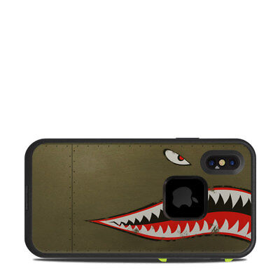 Skin for LifeProof FRE iPhone X - USAF Shark by US Air Force - Sticker Decal