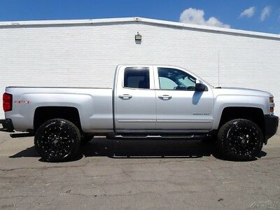 Chevrolet Silverado 2500 LT 2015 Chevrolet Silverado 2500 LT Pickup Truck Used 6L V8 16V Automatic 4WD