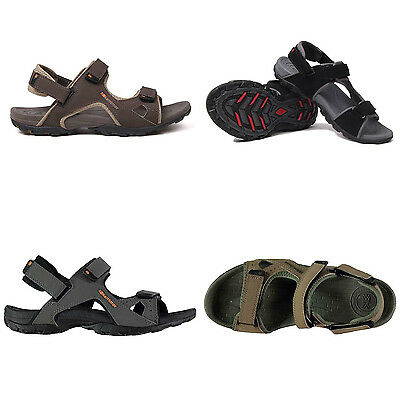 f9b5ca1b20f6 Karrimor Walking Sandals Size 7 8 9 10 11 12 13 NEW Black Brown Trainers  Shoes