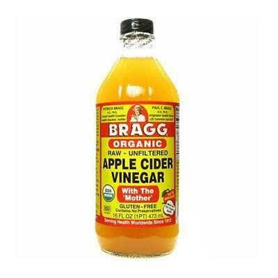 Bragg Apple Cider Vinegar 2 Sizes Digestive Support Gut Health Gutright
