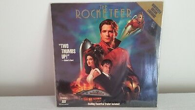 The Rocketeer LaserDisc - Wide Screen Edition
