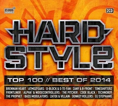 Hardstyle Ultimate Collection/Best 2014 2 Cd Neu