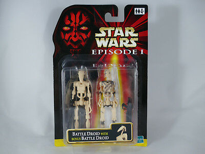 Es1 Star Wars Episode 1 Battle Droid Stripes With Bonus Battle Droid Double Moc