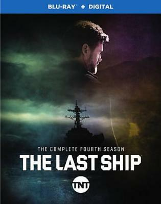 Last Ship: The Complete Fourth Season Used - Very Good Blu-Ray Disc