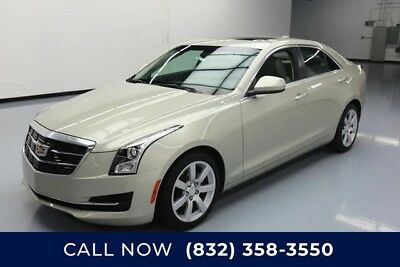 Cadillac ATS 2.5L Texas Direct Auto 2016 2.5L Used 2.5L I4 16V Automatic RWD Sedan Bose OnStar