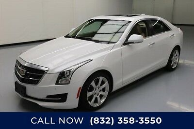 Cadillac ATS 2.5L Luxury Texas Direct Auto 2015 2.5L Luxury Used 2.5L I4 16V Automatic RWD Sedan Bose