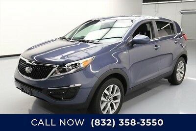 KIA Sportage LX Texas Direct Auto 2016 LX Used 2.4L I4 16V Automatic AWD SUV