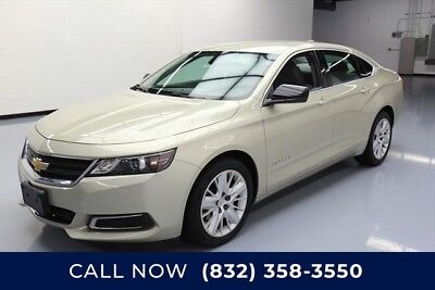 Chevrolet Impala LS Texas Direct Auto 2015 LS Used 2.5L I4 16V Automatic FWD Sedan Premium OnStar