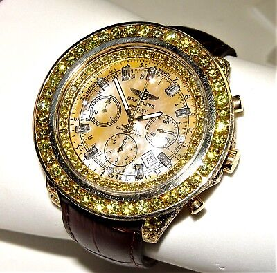 Breitling For Bentley >> Breitling Bentley H25362 Special Edition 735 Chronograph