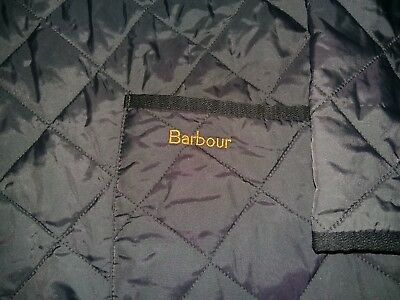 Barbour D360 Liddesdale mens Quilted brown jacket size XXL