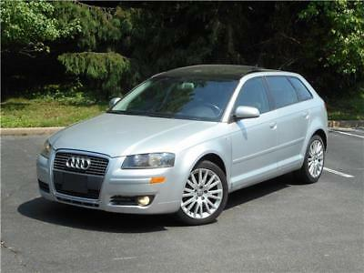2006 Audi A3 PREMIUM PACKAGE MOONROOF ACCIDENT FREE SMOKE FREE! 2006 AUDI A3 PREMIUM PACKAGE MOONROOF ACCIDENT FREE SMOKE FREE NO RESERVE!