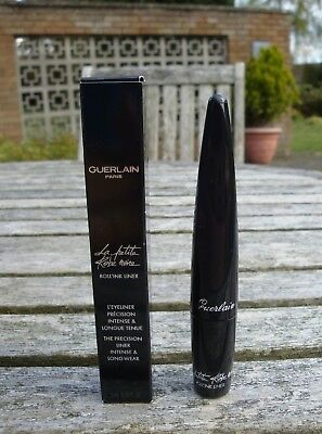 BNIB GUERLAIN La Petite Robe Noire Roll'Ink Liner Intense Liquid Eye Black Ink