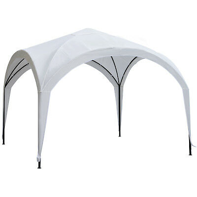 Summer Clearance Outdoor Canopy Tent Dome Sun Shelter Durable White