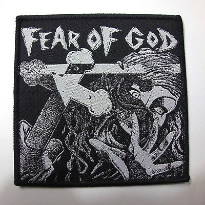 Fear Of God  Woven Patch