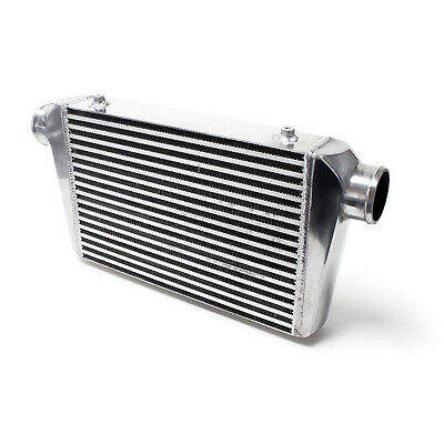 Universal Ladeluftkühler LLK Aluminium Turbo INTERCOOLER No.002 Turbolader