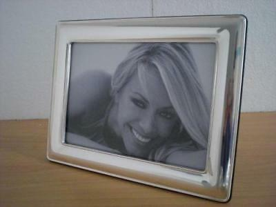 Handmade Sterling Silver Photo Picture Frame*1017/15×21 GBnew