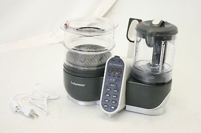 Babymoov Duo Meal Station 6 In 1 Food Maker Steam Cooker Blend Puree Warmer