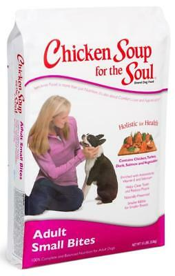 Chicken Soup For The Soul Adult Small Bites Dry Dog Food