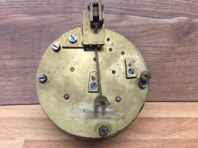 Antique Chiming Clock Movement As Found Maybe French