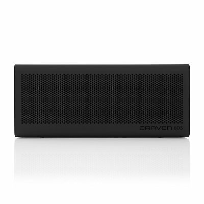 Braven 805 Portable Wireless Bluetooth Speaker with Built-In Power Bank Charger